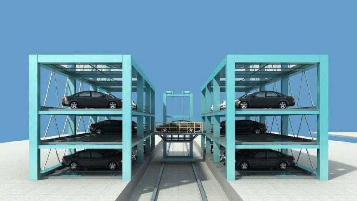 智能车库总部及研发生产基地投资选址项目