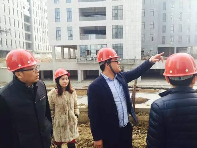 东方龙商务陪同创客空间配套投资选址项目企业方考察南京金港科技创业园