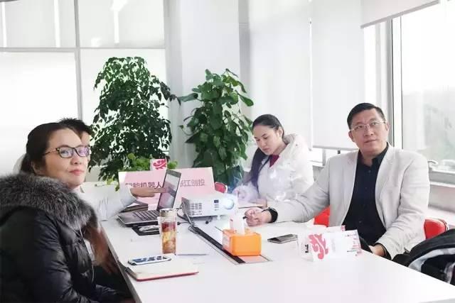 东方龙商务成功举办德国医疗器械投资选址项目、创客空间配套项目、智能机器人项目的政府对接会