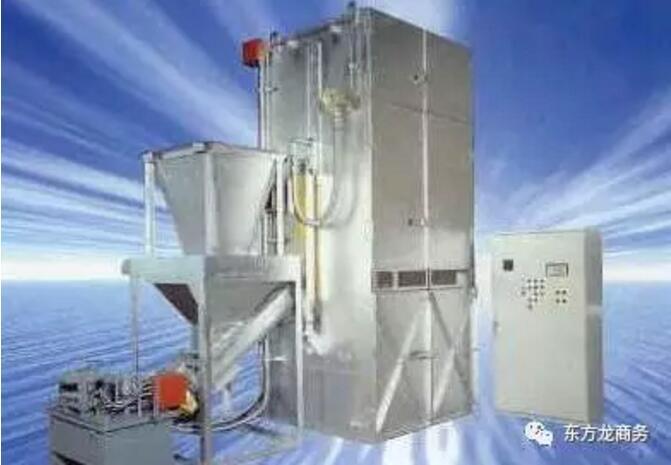 环保处理设备投资选址项目