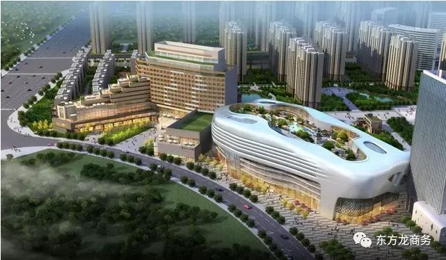 工业用品跨境电商园投资选址项目