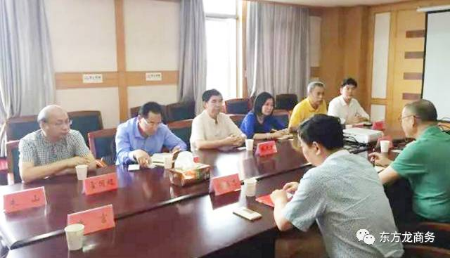 陪同通用航空投资选址项目方考察江苏金湖县,三方共同签订投资意向协议
