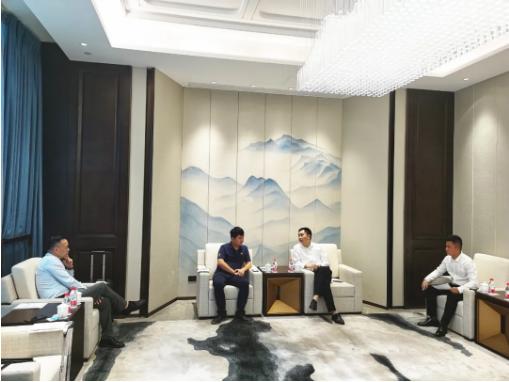 专注数字经济创新发展!5G数据存储中心投资选址项目方成功对接四川地方政府