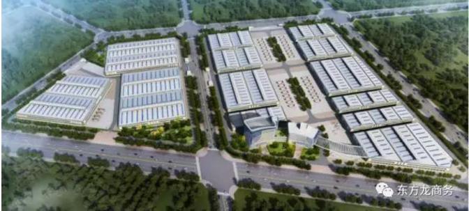 建材装备电商产业园全国布点投资选址项目