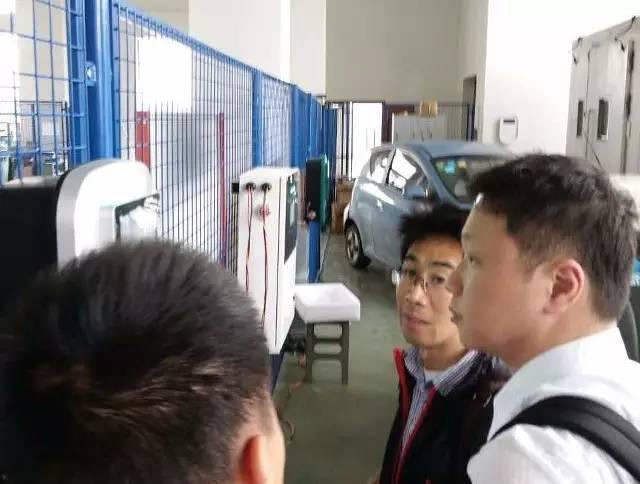 东方龙商务陪同扬州广陵经开区考察智能停车平台投资选址项目方,双方将向更深层次推进项目合作