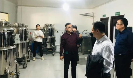做足前期调研工作!生物医药全产业链投资选址项目方成功考察重庆地方政府