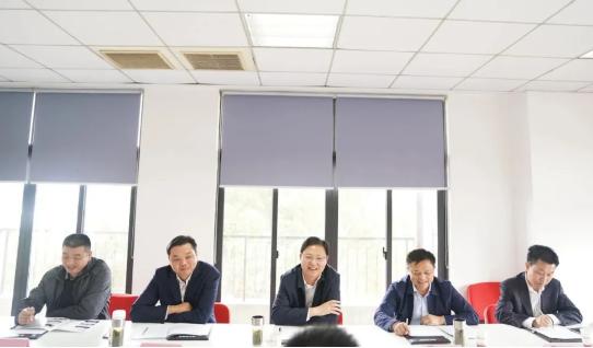 集团成功举行湖北孝感应城市委托招商引资启动会,强力助推四大重点产业创新转型