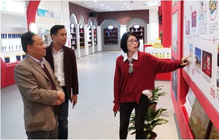 深圳分公司陪同政府园区前往知名品牌食品生产投资选址项目方对接考察,全面提升招商引资实效