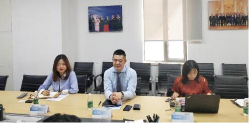 深圳分公司陪同政府园区对接考察互联网+跨境电商投资选址项目,全面交流项目合作意向