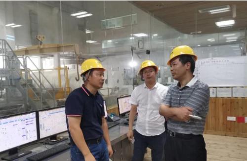 深圳分公司陪同政府园区对接考察上市企业快消品投资选址项目方,加快推进项目落地进程