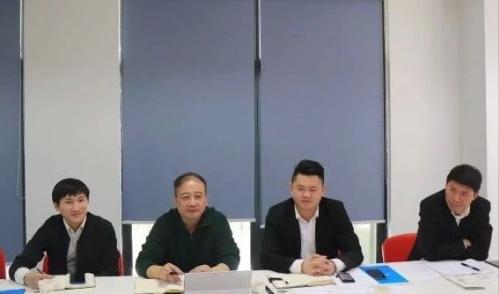 上海总部举行动力电池负极投资选址项目政府对接会,加快落实项目考察