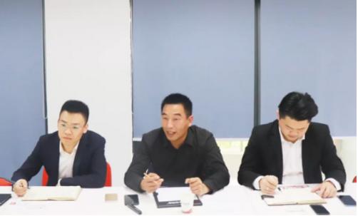 上海总部举行高精密电子配件制造投资选址项目政府对接会,推动项目早落户、早见效