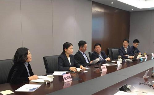 北京分公司陪同政府园区赴央企乡村振兴产业园投资选址项目方对接考察,携手打造乡村振兴产业