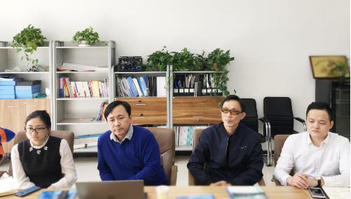 北京分公司陪同政府园区赴协作机器人生产基地投资选址项目方对接考察,高精尖项目获得政府认可