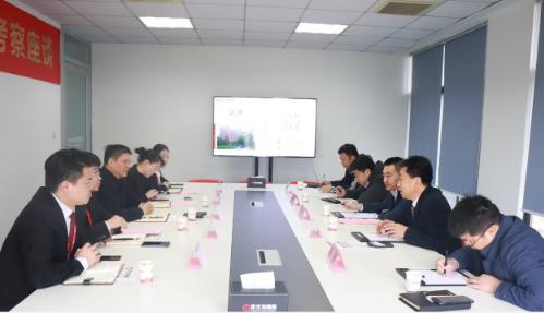 助力山东滨州经济技术开发区委托招商引资,促进滨州铝产业转型升级,加快地区新旧动能转换