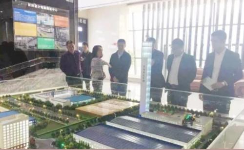 助力湖南邵阳经济开发区委托招商引资,推进产业转移示范区建设步伐