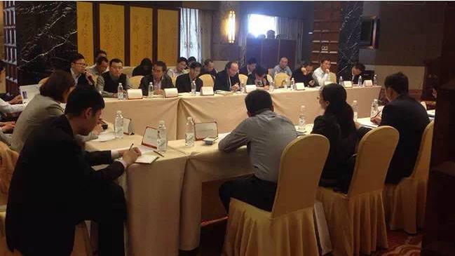 东方龙商务应邀参加天津市西青区项目投资选址环境座谈会