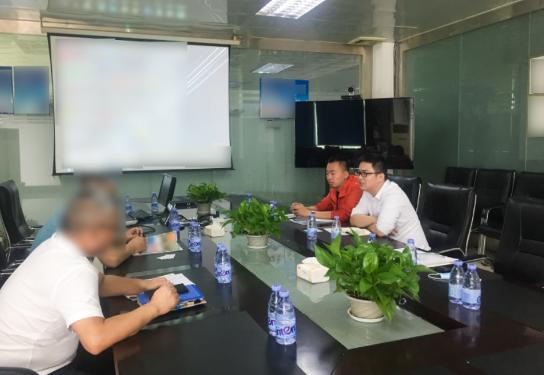 华为一级供应商!新能源机械配件生产投资选址项目成功对接广西地方政府