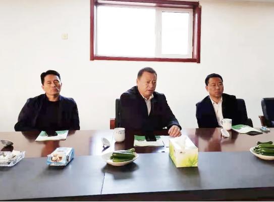 用时21天!集团成功推动吉林地方政府与新型环保材料生产基地投资选址项目方签订投资协议