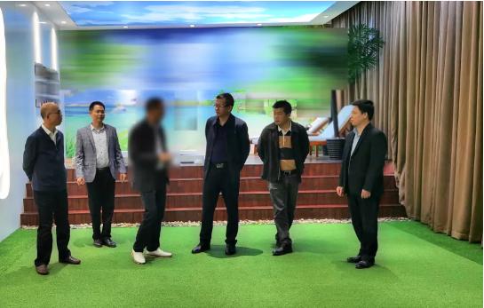 打造标杆品牌!高品质智能卫浴投资选址项目方成功对接广东地方政府