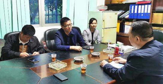 路虎等知名车企的配套供应商!高档汽车零部件投资选址项目企业成功对接广东地方政府