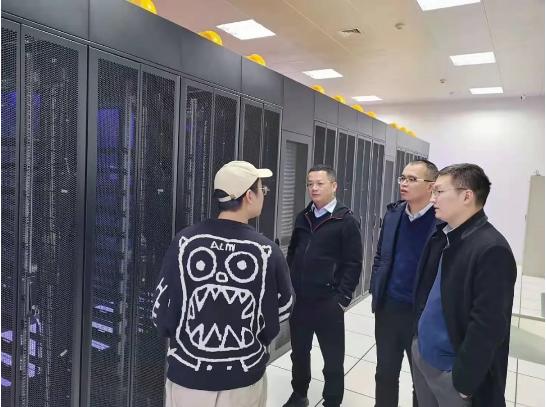技术实力处业内领先地位!大数据存储中心投资选址项目方成功对接浙江地方政府