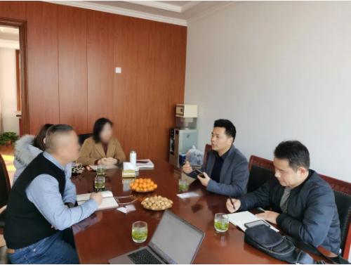 1天5场!今日,集团成功推介5家高精尖投资选址企业成功对接地方政府