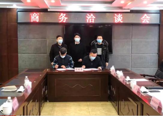 专业招商再取成果!19天,黑龙江地方政府与环保能源材料投资选址项目方成功签订投资协议