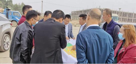 深化合作共识!高档汽车零部件投资选址项目方成功考察广东地方政府