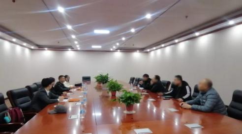 招商服务不停歇!新能源高新技术投资选址企业与江西景德镇浮梁县签订正式投资协议!