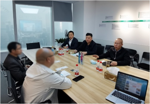 精准契合,提升实效!集团成功助推3家优质投资选址企业对接地方政府