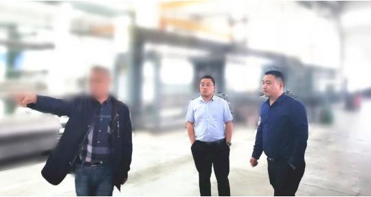 靶向发力,精准服务!江苏某地方政府成功对接考察中外合资特种电池核心部件投资选址项目企业