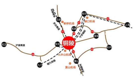 集团助推安徽国家级铜陵经济技术开发区委托招商引资,加快优势产业蓬勃发展