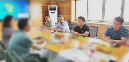 深化合作,服务先行!广西某地方政府成功对接考察高端定制环保竹材布点投资选址项目企业