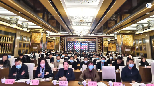 山西临汾市特邀东方龙商务集团作委托招商引资实战培训