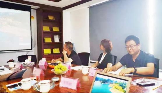 搭平台、强服务、促合作!陕西某地方政府成功对接特种管道管材生产扩建投资选址项目