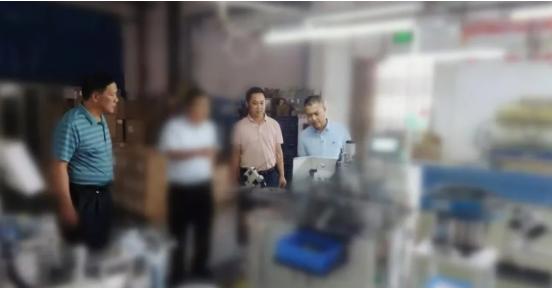以项目落地为目标!广西某地方政府成功对接高频变压器生产投资选址项目