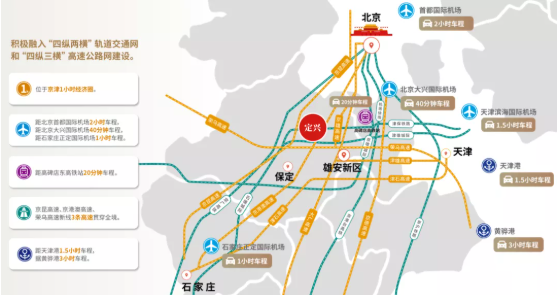 集团全力助推河北省定兴县委托招商引资,以产业赋能促高质量发展