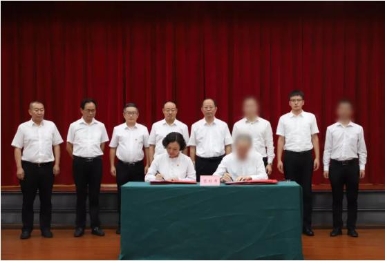 喜讯!四川某地方政府与行业龙头文旅投资选址项目方成功签订投资协议