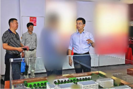 综合实力稳居行业龙头!四川某地方政府成功对接考察500强智能电子设备制造投资选址企业