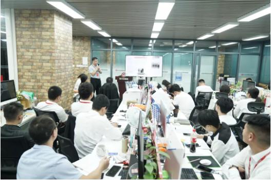 项目开发再创新高!9月上旬,集团成功通过40个优质投资选址项目