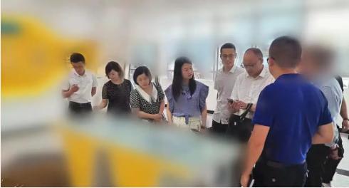 昨日双签约,今日再落地!智能触控显示屏生产投资选址项目正式落地四川营山县